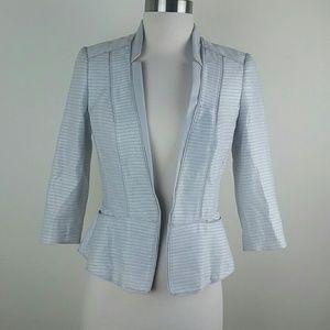 WHBM White House Black Market blazer jacket